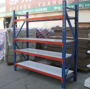 Warehouse Storage Steel Metal Pallet Rack for Sale pictures & photos