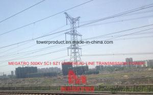 500kv 5c1 Sz1 Double Circuit Transmission Tower pictures & photos