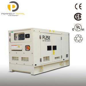 25kVA 60Hz Laidong Silent Diesel Generator Set
