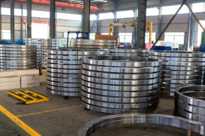 Machined Seamless Forged Roller Ring pictures & photos