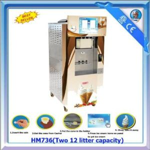 Patent Approved Automatic Commercial Ice Cream Machine pictures & photos
