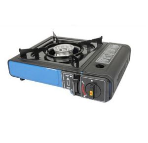 Portable Outdoor Camping Gas Cooker with Single Burner pictures & photos