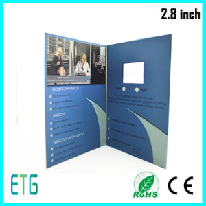 2.8 Inch LCD Card pictures & photos