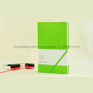 Wholesale Custom Blank Journal Hardcover Moleskine Notebook pictures & photos
