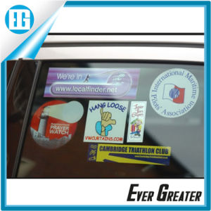 Custom Waterproof Window Sticker for Car Decoration pictures & photos