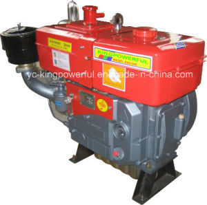 China Good Diesel Engine Supplyer Jdde Brand New Power Zh1110wp with Water Pump pictures & photos