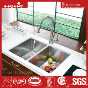 Stainless Steel Kitchen Handmade Sink, Stainless Steel Sink, Sink, Handmade Sink pictures & photos