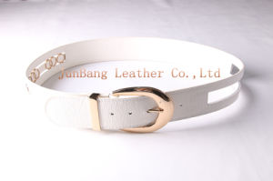 Fashion Retro Wide Waist PU Belt / Metal Belt for Women