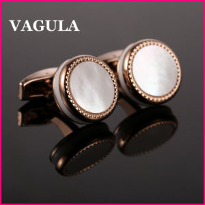 VAGULA Rose Gold Shirts Cufflinks L52500 pictures & photos