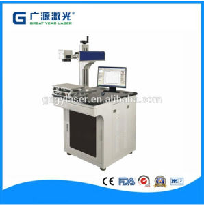 Flm-20A Fiber Laser Marking Machine pictures & photos