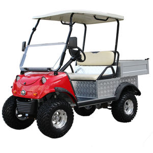 Electric Vehicle Cargo Truck Golf Buggy pictures & photos