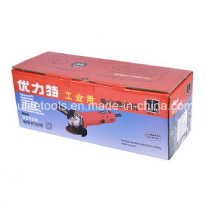 700W Powerful Power 100mm Angle Grinder 9312u pictures & photos