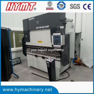 CNC Hydraulic Press Brake with DA52 Control System From Delem pictures & photos