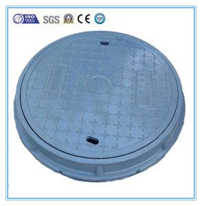 SMC Blue Good Quality Frame and Manhole Cover