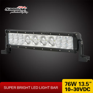 "New Exclusive Mix Rows 13.5"" 76W LED Light Bar pictures & photos"