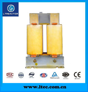 Single Phase Dry Type AC Reactor for Capacitor in Pfc pictures & photos