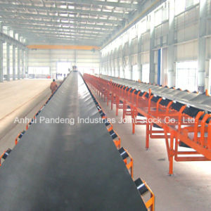 Ep Plied Rubber Conveyor Belt for Conveyor System pictures & photos