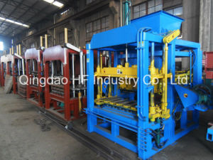 High Quality Qt4-15 Fully Automatic Hydraulic Block Making Machine pictures & photos