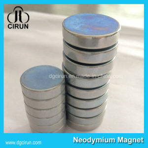 High Grade Small Disc Neodymium Magnet for Package pictures & photos