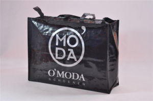 Hot Recommend Zipper Lucency Storage Bag, Cheap Plastic Bags, China PP Woven Bag (MECO294) pictures & photos