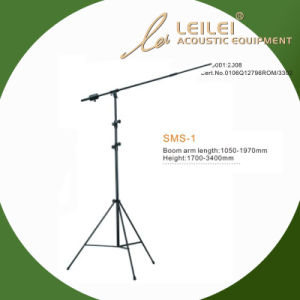 Height Adjustable Studio Microphone Stand (SMS-1) pictures & photos