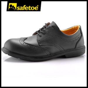 Security and Safety Equipment, Executive Safety Shoes, Safety Footwear L-7250 pictures & photos