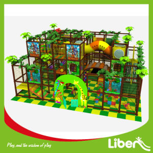 Liben Used Kids Indoor Playground Park for Sale pictures & photos