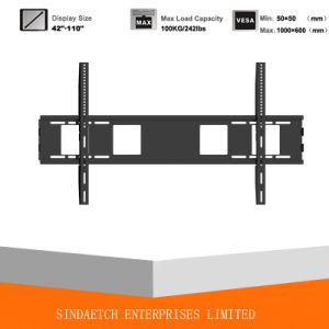 Big Size TV Wall Mount/ TV Bracket Vesa: 1200*600mm pictures & photos