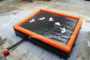 U Drop Inflatable Big Air Bag for Skiing pictures & photos