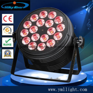 18PCS 5in1 6in1 LED PAR Light Rgbwy 5in1 LED PAR Light pictures & photos