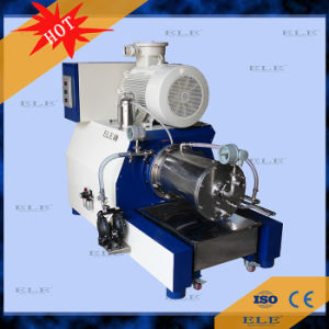 Horizontal Bead Mill Disc Type for Paint pictures & photos