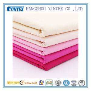 Solid and Skin-Friendly 100% Cotton Fabric for Garment/ Home Textile/Patchwork pictures & photos
