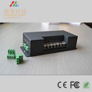 12-48VDC 700mA*3CH Constant Current LED DMX512 Universal Driver pictures & photos