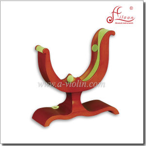 Grate Shape Wooden Violin Stand (STV10) pictures & photos