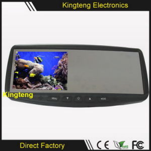 Mini LCD Monitor 4.3 Inch LCD Monitor Small TFT HD Screen Rearview Mirror Monitor