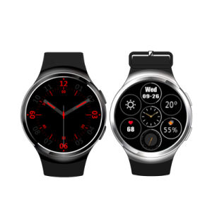 2016 Newest 3G Smartwatch Androld5.1 with Heart Rate Monitoring and Pedemeter Function