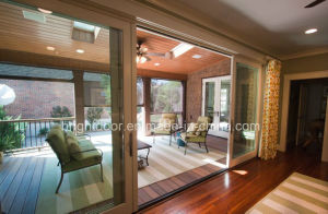 Heavy Duty Glass Aluminium Sliding Doors, Aluminum Door Supplier pictures & photos