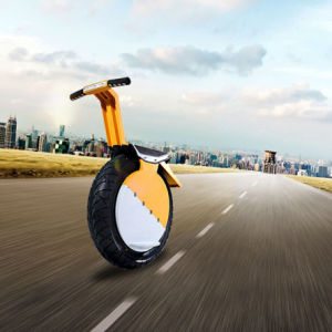 17 Inch Big One Wheel Electric Monocycle Produced by Factory