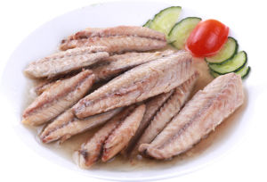 425g Canned Fish Canned Mackerel in Oil pictures & photos