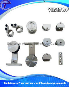 Stainless Steel U-Shaped Barn Door Sliding Hardware Kits pictures & photos