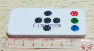 OEM Customized Ultra Thin Universal Wireless Air Conditioner Fan Speed Controller Custom IR Remote Controller pictures & photos