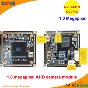 1.0 Megapixel Ahd CCTV Camera Module pictures & photos