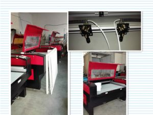High Speed Laser Cutting Machine with Computer System pictures & photos