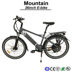 2016 Battery Hidden Frame MTB Mountain E-Bike E-Bicycle Electric Bicycle (TDE11Z) pictures & photos