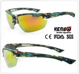 Best Selling Fashion Sports Sunglasses. UV400 CE FDA Ks-Lx9955 pictures & photos