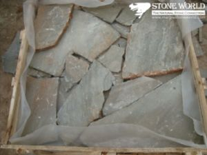 Irregular Flagstone for Outside Garden Decoration (CS019) pictures & photos