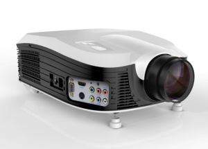 LCD LED Video Projector AV/VGA/TV/USB/SD/HDMI Great Home Theatre