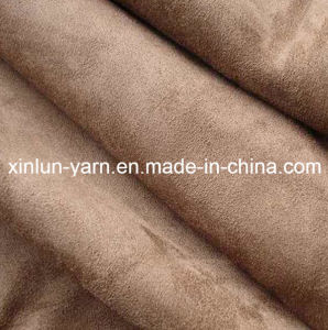 100% Polyester Cloth Suede Fabric for Cloth Garment pictures & photos