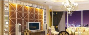 3D PU Wall Panel 1056-16 for Building Construction pictures & photos