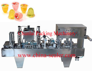 Electric Driven Type and Food, Medical, Chemical, Automatic Vacuum Rice Packing Machine pictures & photos